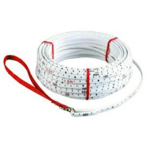 【ヤマヨ】 ガラス繊維製巻尺 ミリオンロープ 50m MSR50 【YAMAYO】
