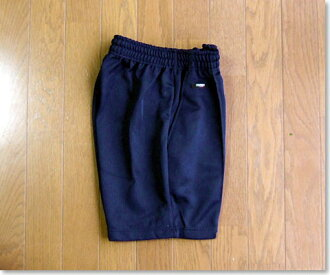 Stock sides pockets specifications quarter pants 120 / 130 / 140 / 150 (goods) Japan school physical education research association recommendation product / elementary / children's clothing / kids/junior / school gym clothes /