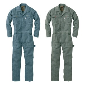 グレイスエンジニアーズGE-105長袖ツナギ
