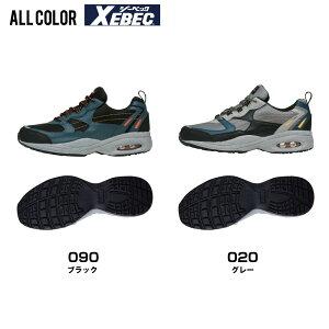 【2点で送料無料】 安全靴 静電 スニーカー ジーベック 85109 作業靴 メンズ レディース XEBEC