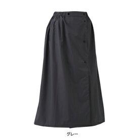 レインウエア Q-628 透湿ストリートシャワースカート SS〜XL