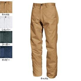 バートル BURTLE 6073 パンツ 110 キャメル24 作業着 作業服 パンツ(スラックス)