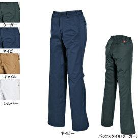 作業着 作業服 バートル BURTLE 6079 レディースパンツ S〜LL