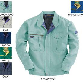 作業着 作業服 バートル BURTLE 9001 ブルゾン SS〜LL ストレッチ