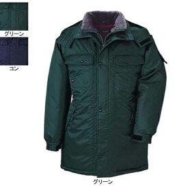 作業着 作業服 ジーベック 571 防水コート XL・グリーン60