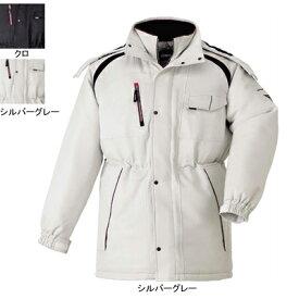 作業着 作業服 ジーベック 191 コート XL・シルバーグレー22