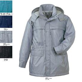 作業着 作業服 ジーベック 371 コート XL・グレー20