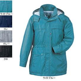 作業着 作業服 ジーベック 371 コート 4L・ライトブルー41