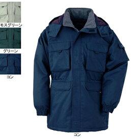 防寒着 防寒服 作業着 作業服 防寒ブルゾン ジーベック 771 コート 4L〜5L