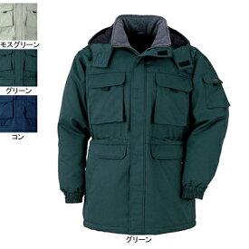 作業着 作業服 ジーベック 771 コート L・グリーン60
