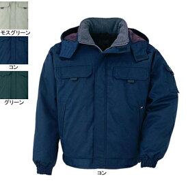 防寒着 防寒服 作業着 作業服 防寒ブルゾン ジーベック 772 ブルゾン M〜LL