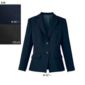 事務服・制服・オフィスウェア ヌーヴォ SJ1004 ジャケット 19号・ネイビー1