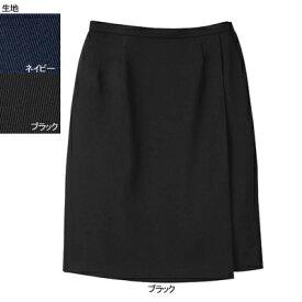 事務服・制服・オフィスウェア ヌーヴォ SC5000 キュロットスカート 5号・グレー2