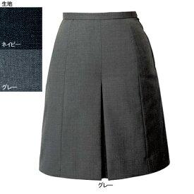 事務服・制服・オフィスウェア ヌーヴォ FC5020 キュロットスカート 15号・グレー2