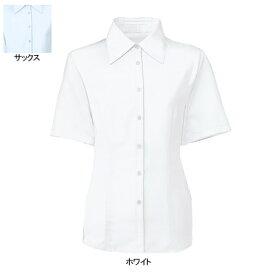 事務服・制服・オフィスウェア ヌーヴォ FB7092 ブラウス(半袖) 11号・ホワイト1