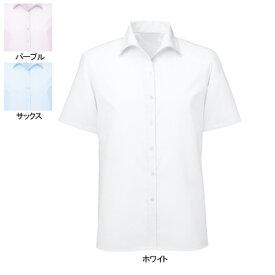 事務服・制服・オフィスウェア ヌーヴォ FB71039 ブラウス(半袖) 21号〜23号