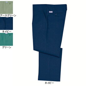 作業着 作業服 自重堂 2210 電効切火ワンタックパンツ W101・ネイビー011