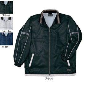作業着 作業服 防寒着 防寒服 自重堂 48193 防汚加工防寒コート(フード付) XL・ブラック044