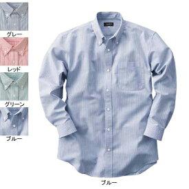サービス・アミューズメント サンエス JB55016 男女兼用長袖シャツ(全4色) XL