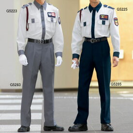 作業着 作業服 G-best G5223 冬長袖シャツ M