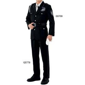 警備服・防犯商品 G-best G5709 ジャケット(黒) S〜4L