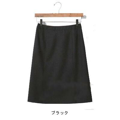 事務服・制服・オフィスウェア ユニレディ U9131 セミタイトスカート 5号〜19号