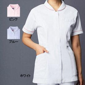 医療白衣・介護服 WHISeL 自重堂 WH10701 チュニック S〜4L