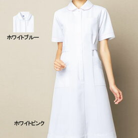 医療白衣・介護服 WHISeL 自重堂 WH11100 ワンピース S〜4L