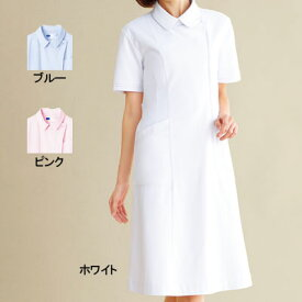 医療白衣・介護服 WHISeL 自重堂 WH10600 ワンピース S〜4L