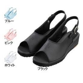 医療白衣・介護服 WHISeL 自重堂 F758 ナースサンダル 22〜26
