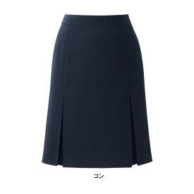 事務服・制服・オフィスウェア ピエ S3501 キテミテ体感プリーツスカート 5号〜15号