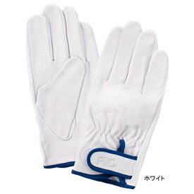 作業用品 富士グローブ F-809 豚皮手袋(10双) M〜LL