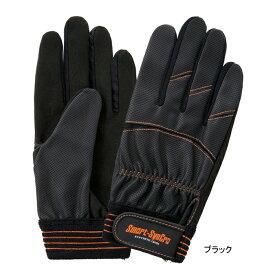 作業用品 富士グローブ SC-706 スマートシンクロ 人工皮革手袋(10双) M〜LL