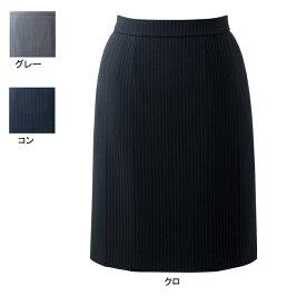 事務服・制服・オフィスウェア ピエ HCS3601 キテミテ体感momoらくスカート(52cm丈) 7号〜15号
