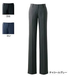 事務服・制服・オフィスウェア ピエ HCP9660 パンツ(股上浅め) 17号〜19号