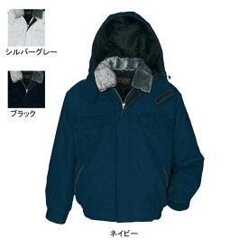 防寒着 防寒服 作業着 作業服 アイトス AZ-8281 エコ防寒ブルゾン 3L