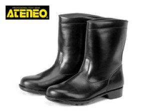 【エントリーでP2倍】安全靴 レディース 青木産業 806 ブーツ 女性 半長靴 作業靴 メンズ かっこいい おしゃれ セーフティーシューズ ワークシューズ ワークブーツ セーフティシューズ