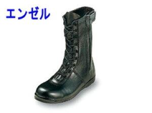 安全靴 エンゼル エンゼル CHS5800 レディース ブーツ 半長靴 編み上げ