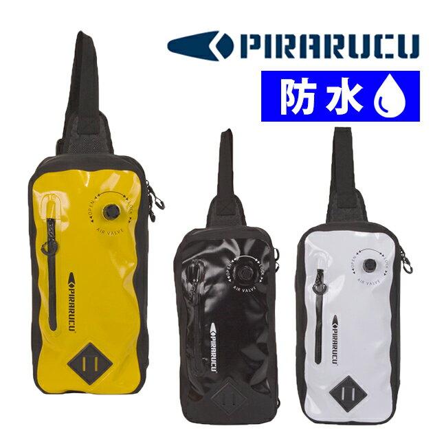 PIRARUCU|ピラルク|レインウェア|ワンショルダーバッグ GP-004