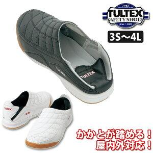 安全靴 タルテックス タルテックス AZ-51604 レディース対応サイズあり スリッポン 軽量 女性 災害 防災用品 作業靴 セーフティーシューズ セーフティシューズ おしゃれ 女性用 防災靴 防災グ