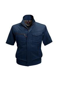 BURTLE 半袖ジャケット バートル 作業服 仕事着 作業着 メンズ 男性 かっこいい おしゃれ