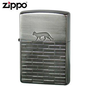 ※2021年3月上旬入荷分予約受付中 ZIPPO(ジッポー) オイルライター 2BN-CATWたばこ おしゃれ タバコ