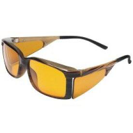 エッシェンバッハ ウェルネス・プロテクト 遮光眼鏡 イエロー小・No1663-115ブルーライト 遮光メガネ ライダー
