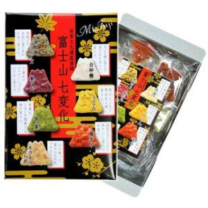 埼玉の名産 草加せんべい 富士山七変化30枚入×6箱セット国産 おかし 土産