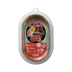 アートナップ ヘルシー調理用シート カップ 18枚×100 ACF-1