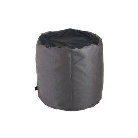 ワンズコンセプト オットマン リラックスチェア マース ブラック 40φ×40cm 300643【送料無料】