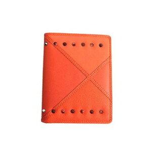 AWESOME(オーサム) パスポートケース アワーグラスシリーズ オレンジ ASPC-HG01