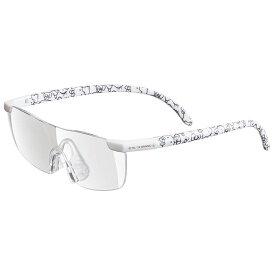pos.491122 ハローキティ ホワイト ルーペグラス RG11.6倍 リーディンググラス メガネ