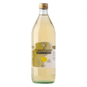 アレティーノ 白ワインビネガー 1000ml 12本セット 7096