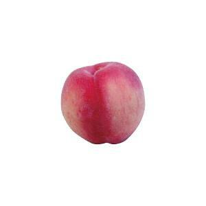 ニューホンコン造花 お供え 食品サンプル 桃ピーチ 2個セット 397505